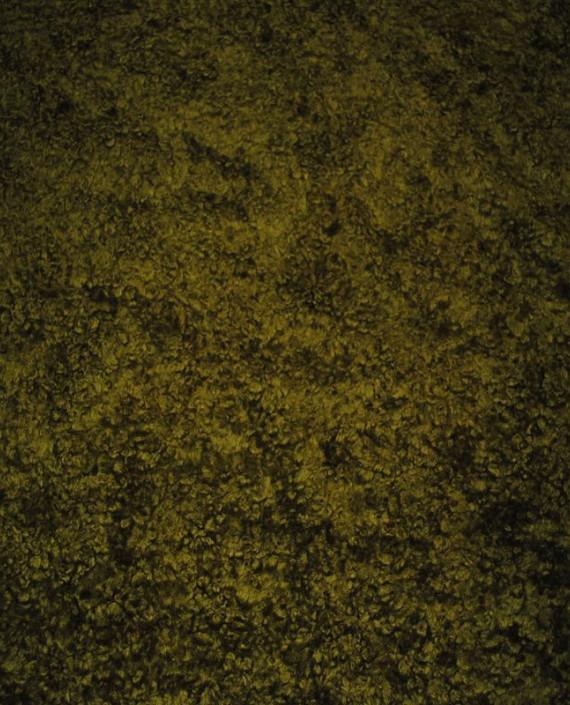 """Искусственный мех """"Мох"""" 0003 цвет хаки картинка 1"""