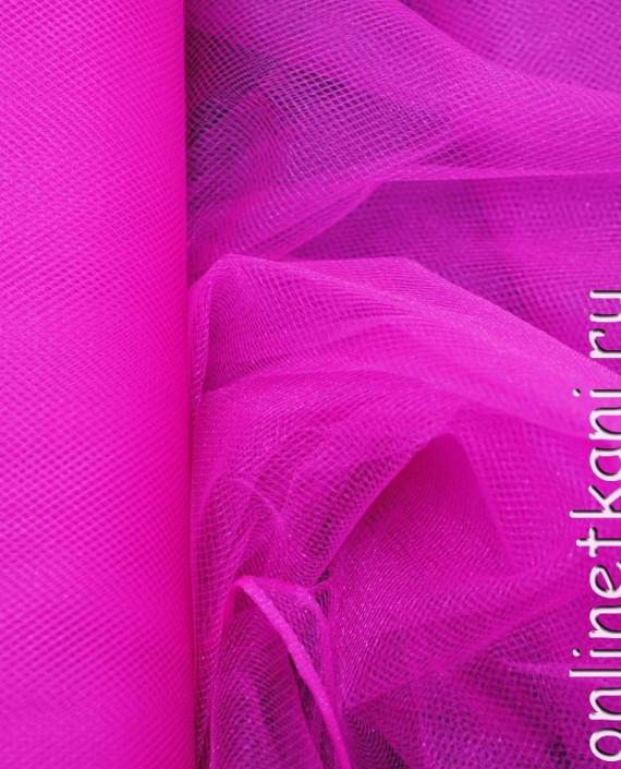 "Сетка (Фатин) ""Фуксия"" 0010 цвет розовый картинка"