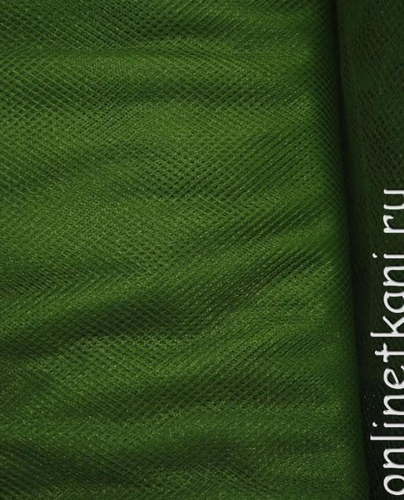 """Сетка (Фатин) """"Травяной"""" 0014 цвет зеленый картинка"""