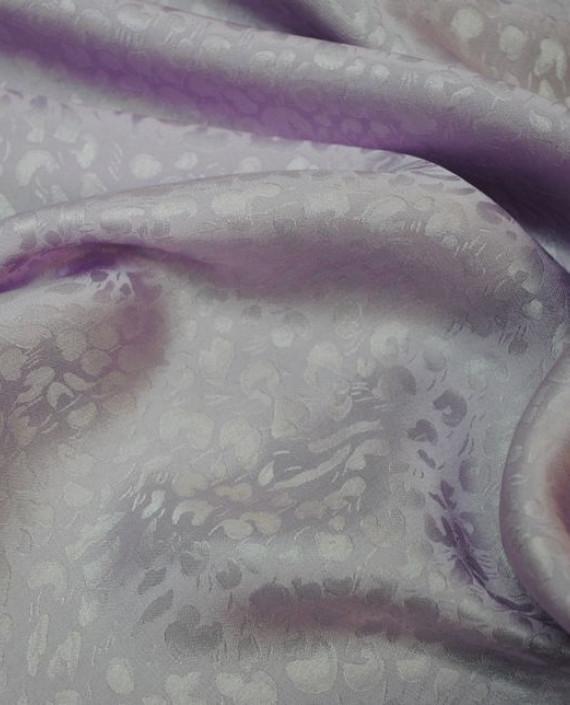 """Ткань Шелк Жаккард """"Орхидея"""" картинка 3"""