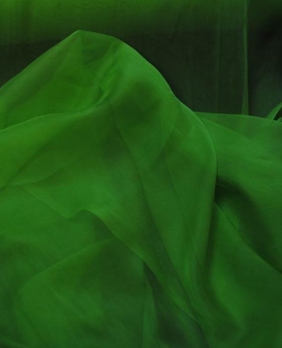 "Ткань Шелк Шифон ""Бледно-зеленый"" картинка"