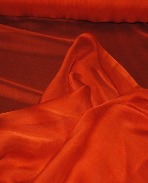 "Ткань Шелк Шифон ""Рыжий"" картинка"
