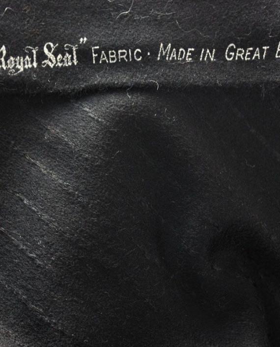 """Ткань Шерсть """"Royal Seat"""" 4009 цвет серый в полоску картинка"""