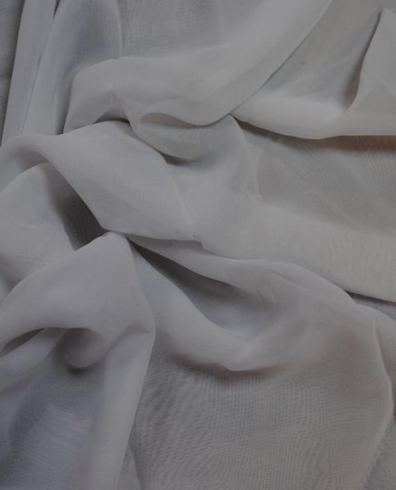 "Ткань Шифон ""Белый"" картинка 2"