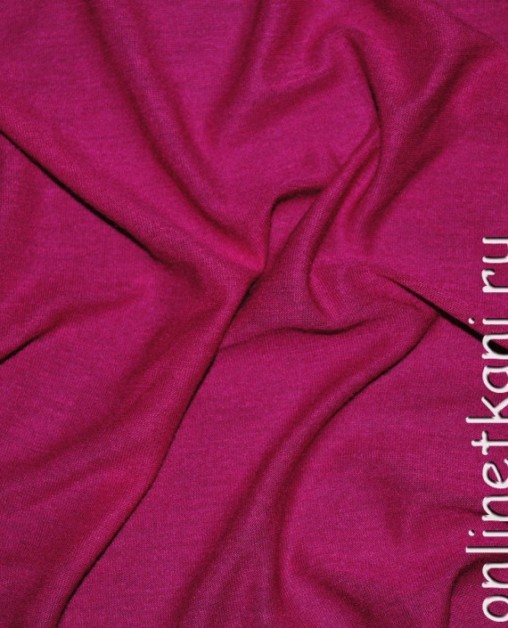 "Ткань Трикотаж  ""Фуксия"" 0016 цвет розовый картинка"