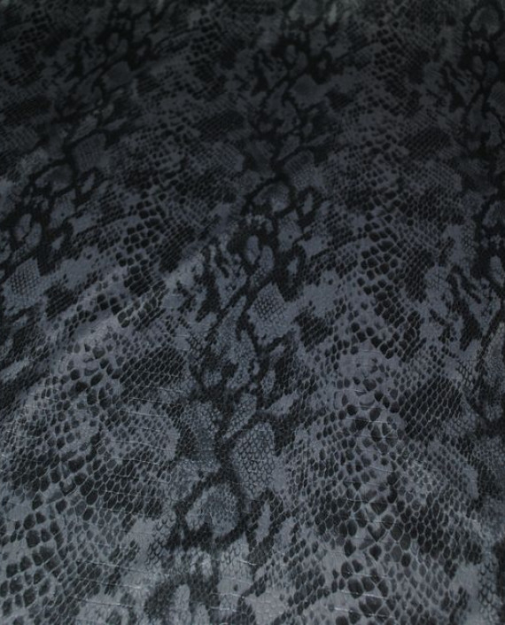"Ткань Трикотаж ""Змеиная кожа"" картинка 1"
