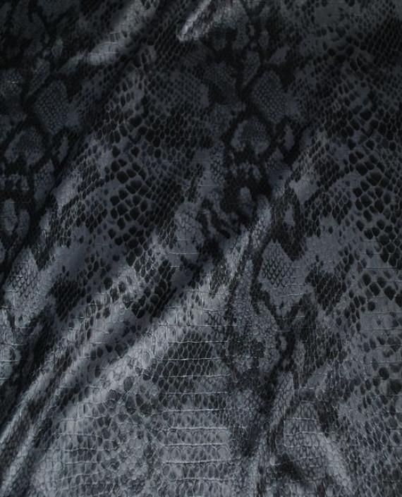 "Ткань Трикотаж ""Змеиная кожа"" картинка"