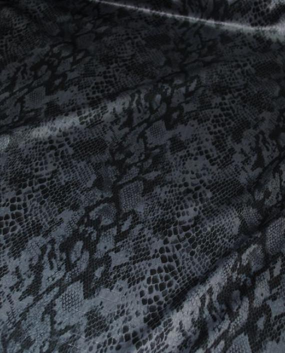 "Ткань Трикотаж ""Змеиная кожа"" картинка 2"