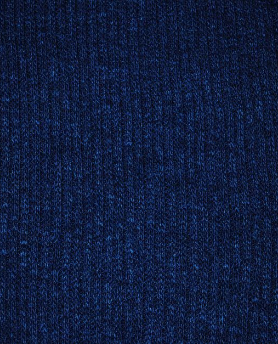 "Ткань Трикотаж ""Сапфир"" 0004 цвет синий картинка 1"