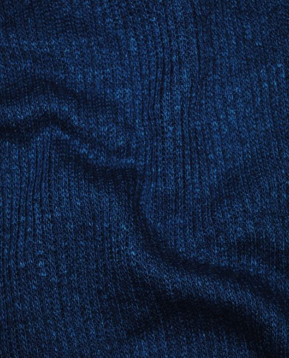 "Ткань Трикотаж ""Сапфир"" 0004 цвет синий картинка"