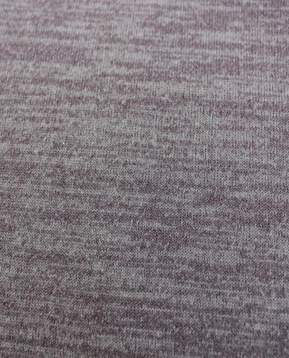 "Ткань Трикотаж ""Серый"" 0004 цвет серый меланж картинка 1"