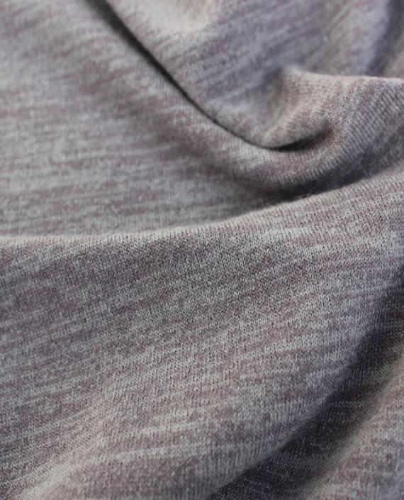 "Ткань Трикотаж ""Серый"" 0004 цвет серый меланж картинка"