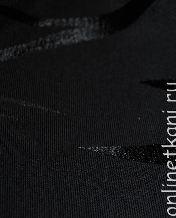 Ткань вискоза 0009 цвет серый абстрактный картинка 2