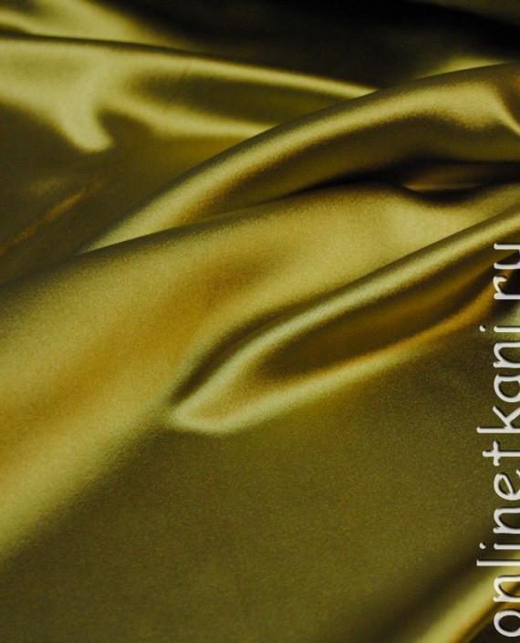 Ткань вискоза 0011 цвет золотой картинка 1