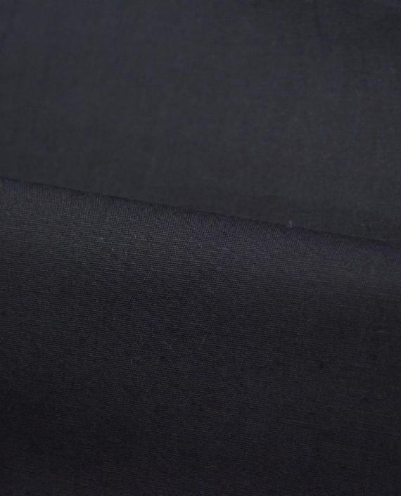 Лен рубашечный 0884 цвет черный картинка 1
