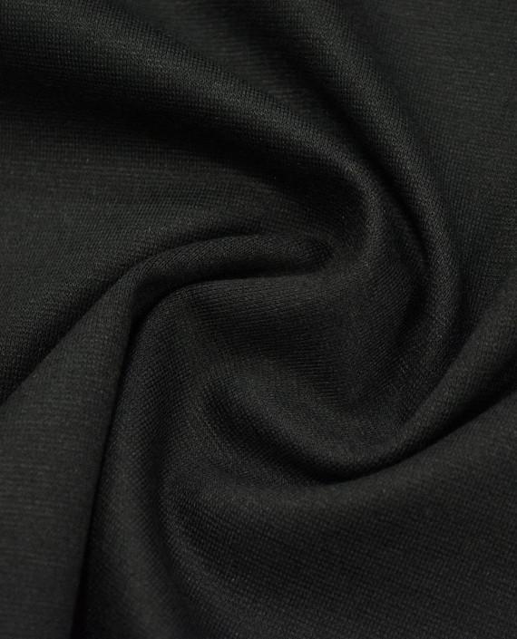 Джерси 3123 цвет черный картинка